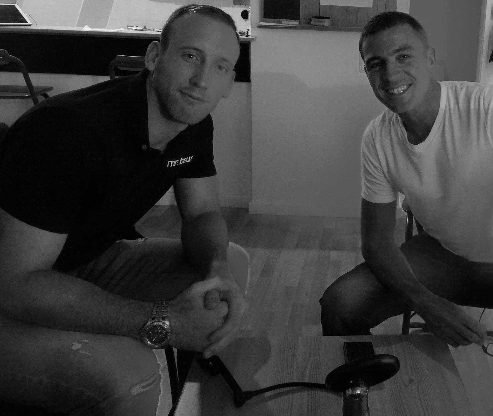 Podcast Nr. 1# Interview mit Chriss AKA Mr. Bauch